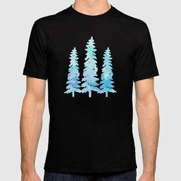Tahoe Trees  T-shirt