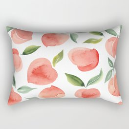 peaches Rectangular Pillow