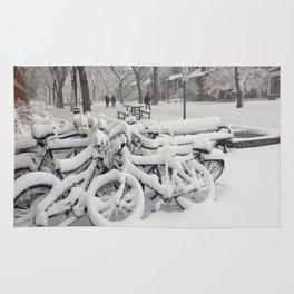 Let's Snow! Rug
