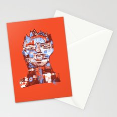 Red King Stationery Cards