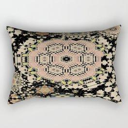 Licorice Candy Rectangular Pillow