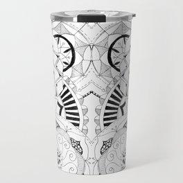 Mandala Series 04 Travel Mug