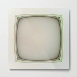 TV o no TVo? Metal Print