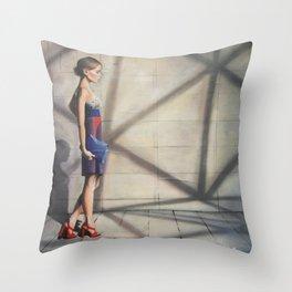 LE SOLEIL Throw Pillow
