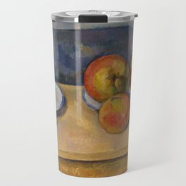 "Paul Cezanne ""Still Life with Apples and Pears"" Travel Mug"