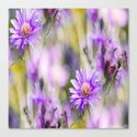 Summer dream - purple flowers - happy and colorful mood by pivivikstrm