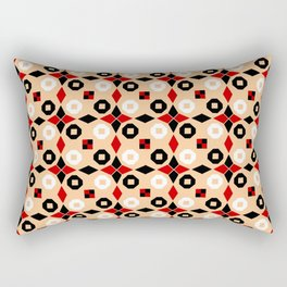 Antic pattern 5- greek labyrinth Rectangular Pillow