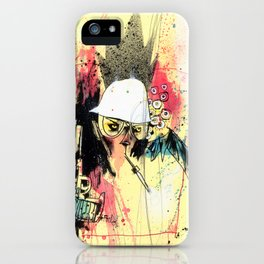 Pure Gonzo iPhone Case