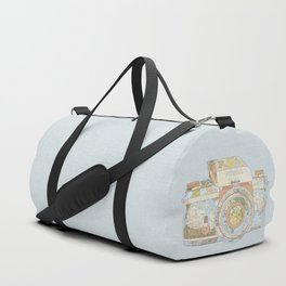 TRAVEL NIK0N Duffle Bag