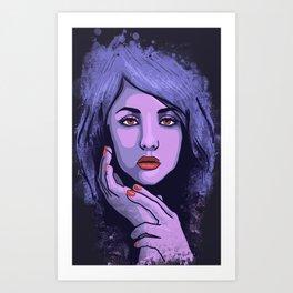 Elegant  Art Print