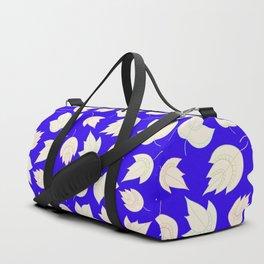 The blue woods Duffle Bag