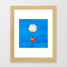 Dream Big! Framed Art Print