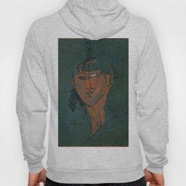 Amadeo Modigliani / Tête rouge - 1915 Hoody