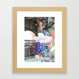 Surrender - by Thaler Photography Framed Art Print