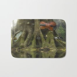 Living Roots Bath Mat