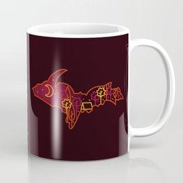 Michigan Camping - Autumn UP Coffee Mug