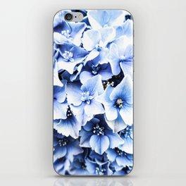 Holy Hydrangea IV iPhone Skin
