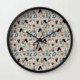 Roaring 20s Wall Clock