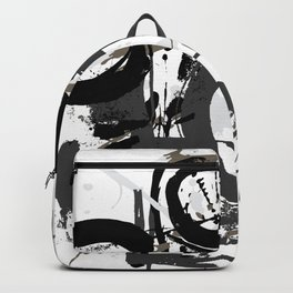 Enso Groove by Kathy Morton Stanion Backpack