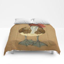 Plumpkin Ploshkin Pelican Jill Comforters