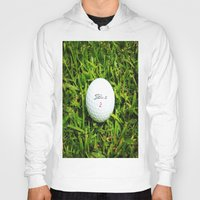 golf Hoodies featuring GOLF by Cooper Designs