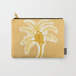 Skeleton Heart Palm Tree Carry-All Pouch