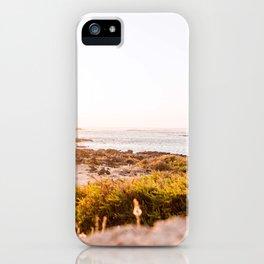Sunset    Calm natural travel fine art print   Fuerteventura, Canary Islands, Spain iPhone Case