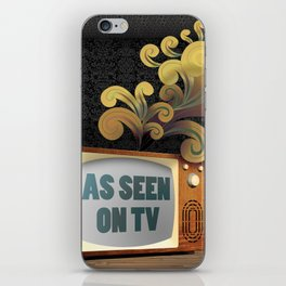 As Seen on TV iPhone Skin