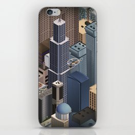 Metropolis iPhone Skin