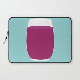 Showtasting - Wine Glass - Big Lou Laptop Sleeve