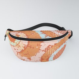 Seventies Vibe Fanny Pack
