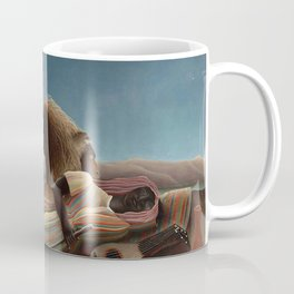 Henri Rousseau - The Sleeping Gypsy Coffee Mug