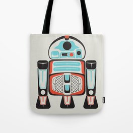 Silver Tenderfoot - Alliance Is Rebellion - R2-D2, wars, star Tote Bag