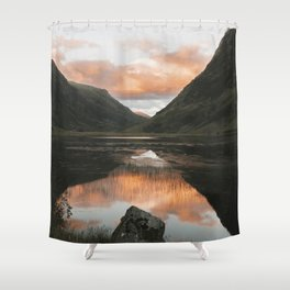 Time Is Precious - Landscape Photography Shower Curtain