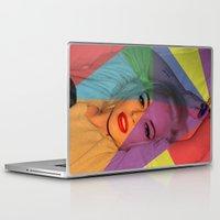lilo and stitch Laptop & iPad Skins featuring Lilo by Lucas de Souza