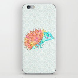Pudgy Porcupine iPhone Skin