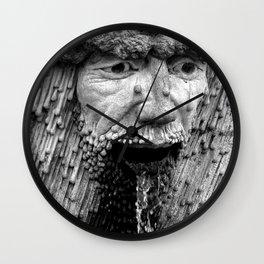 Rain Man  Wall Clock