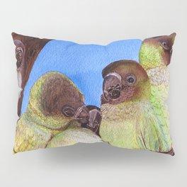 Birds of a Feather by Maureen Donovan Pillow Sham