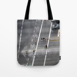 The Bowery, NYC 2011 Tote Bag