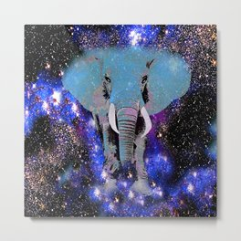 Elephant #6 Metal Print