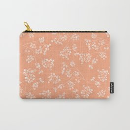 Gisophila peach Carry-All Pouch