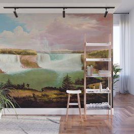A General View of Niagara Falls by Alvan Fisher Wall Mural