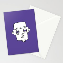 Faces 02 Stationery Cards