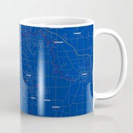 FanMap | NFL Buffalo #01 Coffee Mug