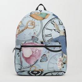 Wonderland Time Backpack
