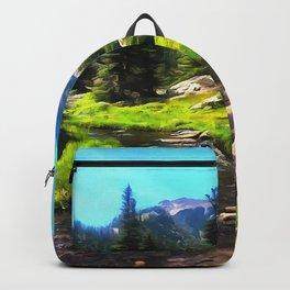 Emerald Lake Backpack
