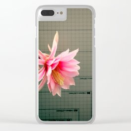 A Chart Topper Clear iPhone Case