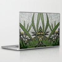 plants Laptop & iPad Skins featuring Plants by Gun Alfsdotter