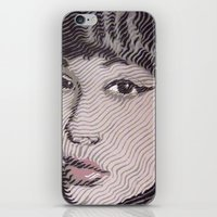 karma iPhone & iPod Skins featuring Karma  by Delton Demarest