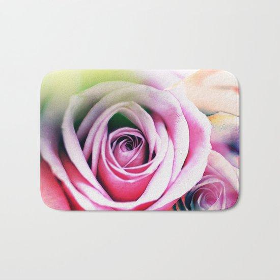 Romantic roses(7). Bath Mat